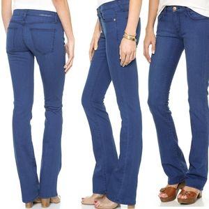 Current/Elliot Slim Boot Jeans in National Blue